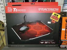 滑り心地を選べるリバーシブル仕様のゲーミングマウスパッド「DRACONEM Mousepad 2016」が販売中