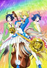 TVアニメ「SHOW BY ROCK!!」、バンド紹介PV第4弾はトライクロニカ! ショートアニメの放送情報も