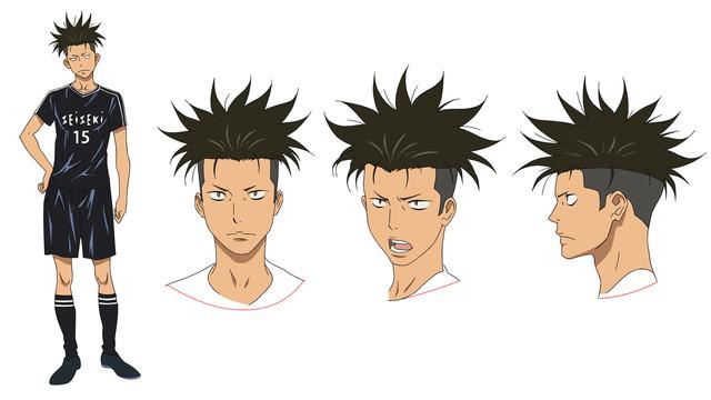 サッカーアニメ「DAYS」、キャスト第4弾発表! 吉野裕行、石川界人の出演が決定