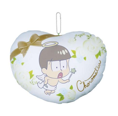 D賞 チョロ松ボールチェーン付クッション(全1種)