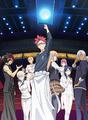 夏アニメ「食戟のソーマ 弐ノ皿」、キービジュアル公開! 美作昴役に安元洋貴、ニコ生で第1期振り返り配信も