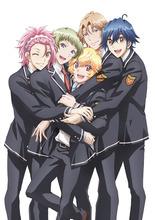 夏アニメ「美男高校地球防衛部LOVE!LOVE!」、キービジュアル公開! 新キャラの双子も