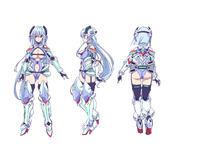 夏アニメ「魔装学園H×H」、新規設定画を公開! AT-X、TOKYO MX、KBS京都、サンテレビなどにて放送