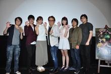 アニメ映画「劇場版『牙狼〈GARO〉-DIVINE FLAME-』」、イベントレポート到着! 堀内賢雄、林監督らが登壇