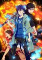 TVアニメ「青の祓魔師」、2017年に新シリーズ放送決定! 原作人気エピソードの京都篇をアニメ化