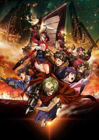 TVアニメ「甲鉄城のカバネリ」、総集編の劇場上映が決定! スペシャルエンディングムービーも公開中