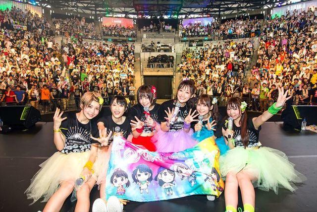 i☆Ris、結成4周年イベントのレポートが到着! 超レアなアニソンカバーや弾き語りも