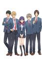 秋アニメ「私がモテてどうすんだ」、小林ゆう、小野友樹らメインキャスト6名を発表! キャラクター情報も解禁