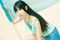 相坂くんが沖縄の青い海で、みずからを解放!? 爽快感たっぷりの2ndシングル「セルリアンスカッシュ」登場