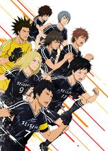 サッカーアニメ「DAYS」、12月までの2クール放送! キャラクターソング発売決定