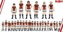 秋アニメ「ALL OUT!!」、特報映像公開! ラグビーというスポーツの魅力を表現