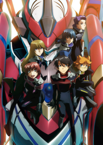 TVアニメ「銀河機攻隊マジェスティックプリンス」、Blu-ray BOXのジャケットを公開! 平井久司描き下ろし