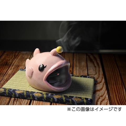 劇場版ガルパン、笠間焼あんこう型蚊遣器と笠間焼大茶碗を再販売! 7月26日予約受付スタート