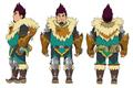 TVアニメ「モンスターハンター ストーリーズ RIDE ON」、追加キャスト発表! 杉田智和、水樹奈々、柳田淳一