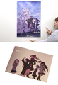 アニメ映画「ポッピンQ」、コミックマーケット90で大きすぎる前売鑑賞券発売! 井澤詩織も来店予定