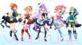 TVアニメ「マクロスΔ」、歌姫ユニット「ワルキューレ」が横浜DeNAベイスターズ公式戦に登場! 始球式&野外歌唱
