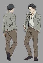 TVアニメ「91Days」、新キャラクター・ヴォルペ役に鈴木達央! ネロに忠誠を誓い、 命を捨てることもいとわない男