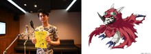 アニメ映画「デジモンアドベンチャー tri.」、新キャラクターのビジュアル公開! 武内駿輔「物事を俯瞰しているような放浪感を意識しました」