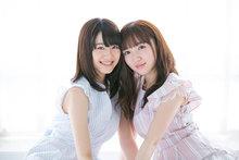 豊田萌絵と伊藤美来のユニット「Pyxis」が、いきなりのフルアルバムでメジャーデビュー!