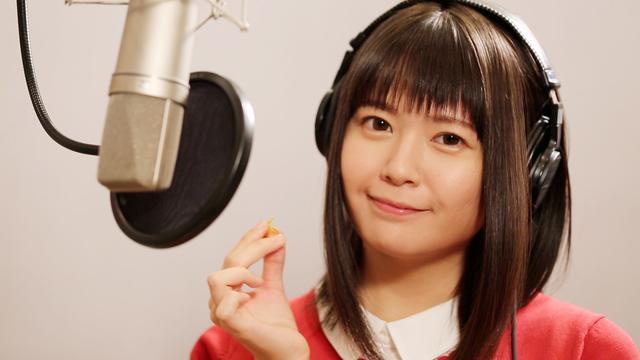 人気声優・竹達彩奈、おやつカンパニーWEB限定CMに出演! コマーシャルソングをチャーミングに歌唱