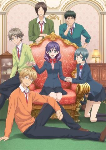 秋アニメ「私がモテてどうすんだ」、OPは男性キャスト4名によるキャラクターソング! EDは村川梨衣が担当