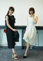 TVアニメ「タブー・タトゥー」、小松未可子×安済知佳が語る! 2人のヒロインとEDテーマ「EGOISTIC EMOTION」