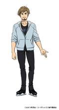 男子フィギュアスケートアニメ「ユーリ!!! on ICE」、追加キャスト発表! 日野聡、羽多野渉、土岐隼一