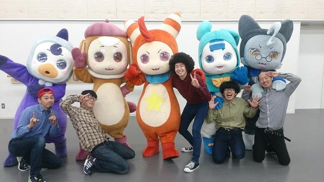 アニメ映画「ポッピンQ」、RAB(リアルアキバボーイズ)と異世界コラボ! ダンス映像を公開