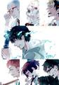 TVアニメ「青の祓魔師 京都不浄王篇」、2017年1月放送開始! 原作者・加藤和恵によるキービジュアルや、PVなど一挙公開