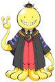 アニメ映画「殺せんせーQ!!」、キャラクタービジュアルを公開! デフォルメされたお馴染みのキャラたちの姿をチェック