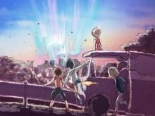 アニメ映画「モンスターストライク THE MOVIE」、キャスト情報公開! 小学生の焔レンを坂本真綾、神倶土春馬を村中知が演じる