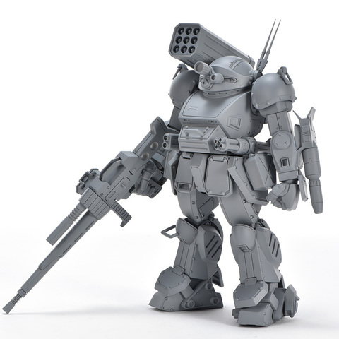 「装甲騎兵ボトムズ」より、スコープドッグRSCがカラーレジンキットで登場! 原型写真でいちはやく本アイテムの魅力を紹介