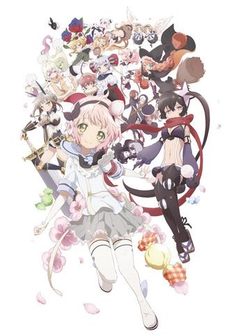 TVアニメ「魔法少女育成計画」、クロスフェード動画第1弾を公開! 11月23日発売のキャラソンアルバムから3曲を紹介
