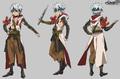 アニメ「チェインクロニクル ~ヘクセイタスの閃~」 第一章、新キャラなど最新情報公開! TV放映は2017年1月スタート