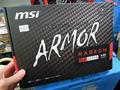 オリジナルクーラー搭載のRaden RX 470ビデオカード MSI「RADEON RX 470 ARMOR 8G OC」が販売中