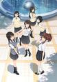 冬アニメ「セイレン」、6人のヒロインが描かれたアニメビジュアルが解禁に! スタッフ情報も公開