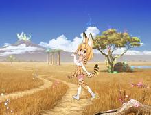 TVアニメ「けものフレンズ」、2017年1月放送開始! スタッフ情報やPV第1弾が公開に