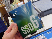 安価なNVMe M.2 SSD Intel「SSD 600p」シリーズに1TBモデルが登場!