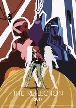 アニメ「THE REFLECTION」、ティザービジュアル&PVが公開! 注目の「アメコミ×ジャパンアニメーション」のコラボ