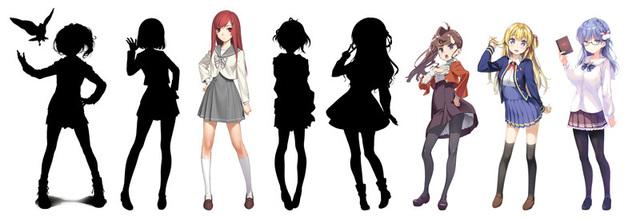 秋元康総合プロデュース「デジタルアイドル」、絵柄第1弾発表! 田中将賀、こやまひろかず(TYPE-MOON)らがデザイン
