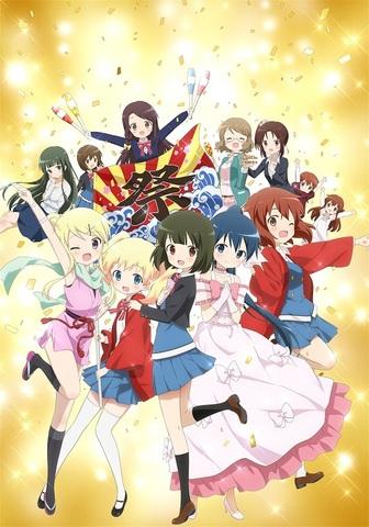 アニメ「きんいろモザイク Pretty Days」、公式サイトでキャスト・スタッフによるカウントダウン開始! 11月12日の劇場公開まで実施