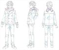 アニメ映画「KING OF PRISM-PRIDE the HERO-」、最新設定画を公開! 冬服や冬のリンク、アレクの部屋など