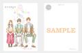 アニメ映画「orange -未来-」、入場者プレゼント発表! 原作者描き下ろしイラストを使用したポストカード入りメモリアルレター