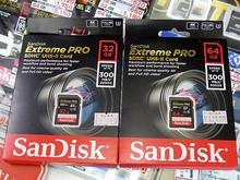 リード最大300MB/sのSDカード「Extreme PRO SDXC UHS-II Card」シリーズがSanDiskから!
