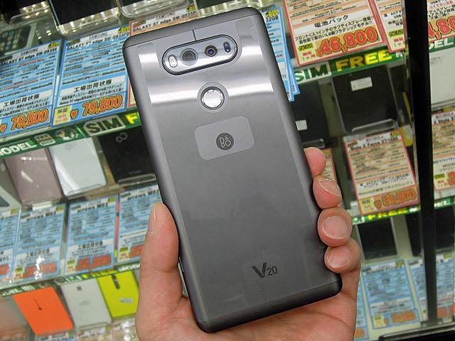 2016年10月31日から11月5日までに秋葉原で発見したスマートフォン/タブレット