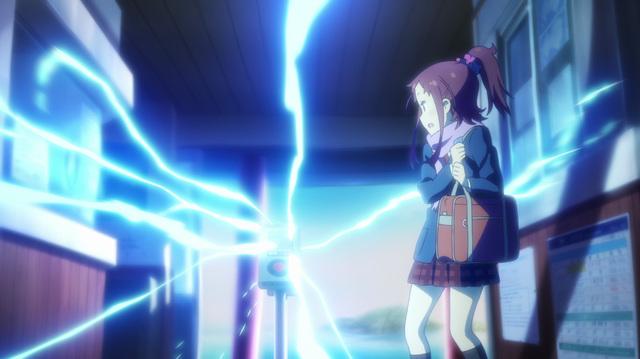 アニメ映画「ポッピンQ」、ヒロイン・伊純が「時の谷」に移動するシーンの場面カットを公開! 宮原直樹監督によるコメントも