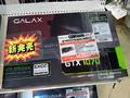 セミファンレス仕様のOC版GeForce GTX 1070カード GALAX「GF PGTX1070-EXOC/8GD5 FS」が発売中
