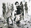 """TVアニメ「サクラクエスト」、ティザーPVを公開! コミケではメインキャストによる""""名刺お渡し会""""も開催に"""