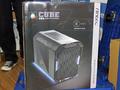 Mini-ITX対応のキューブ型ゲーミングPCケース Antec「Cube - Certified by EKWB」が17日(土)発売!