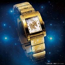 「聖闘士星矢」より、「生誕30周年特別企画 聖闘士星矢 黄金十二宮ゴールドクロス オフィシャルウォッチ」発売開始!